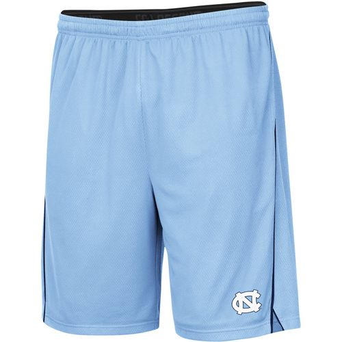Colosseum Athletics Men's University of North Carolina Embroidered Mesh Shorts