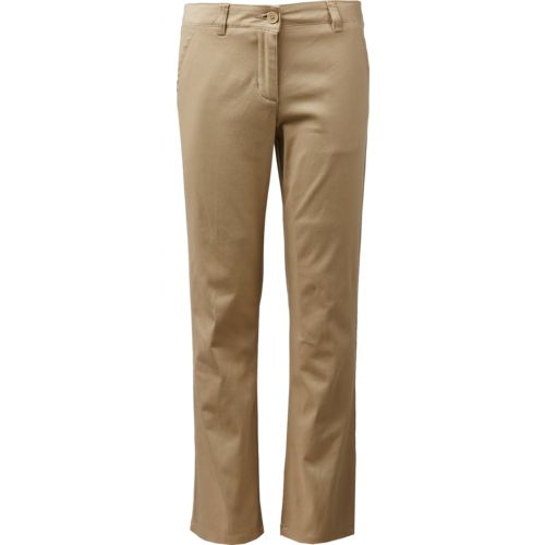 Austin Trading Co. Girls' School Uniform Straight Pants