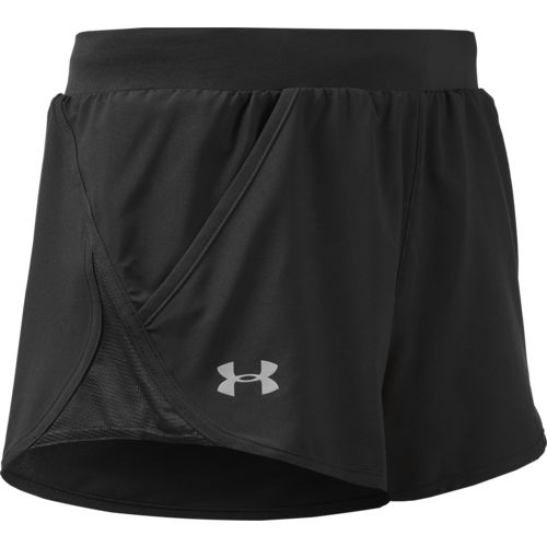 Under Armour Women's Fly By Mini Running Shorts