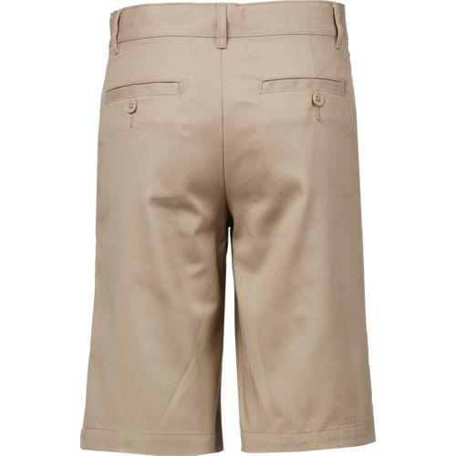 Austin Trading Co. Boys' Flat Front Uniform Shorts - view number 1