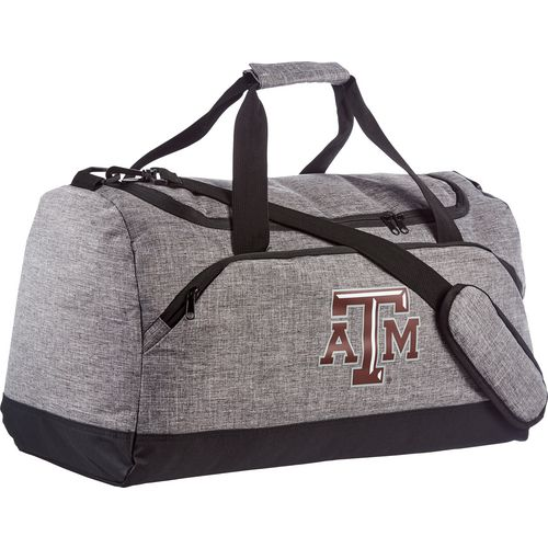 Forever Collectibles Texas A&M University Bold Color Duffel Bag