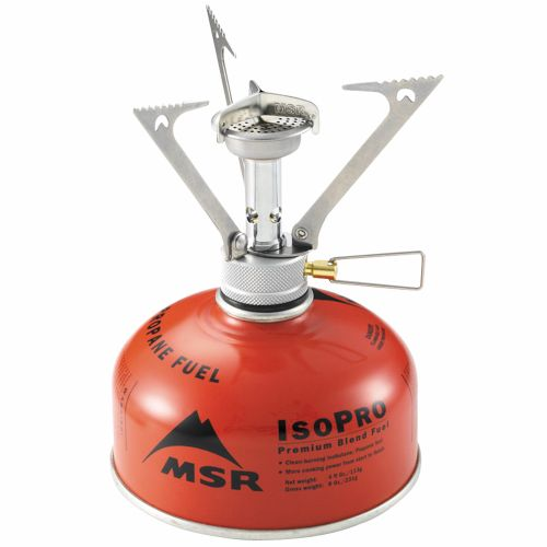 MSR® PocketRocket™ Single-Burner Canister Stove
