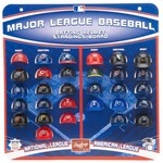 Rawlings® Major League Baseball Batting Helmet Standings Board