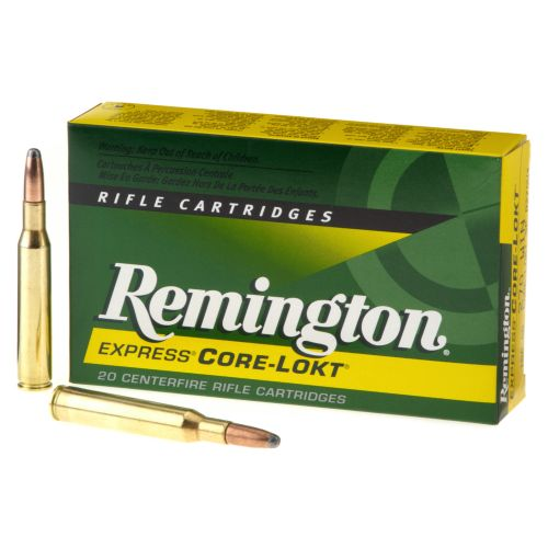 Remington Core-Lokt .270 Win. 150-Grain Centerfire Rifle Ammunition