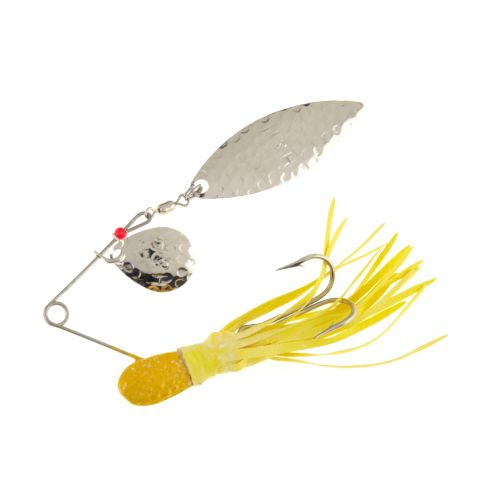 Display product reviews for H&H Lure Original 3/8 oz Colorado/Willow Blade Spinnerbait