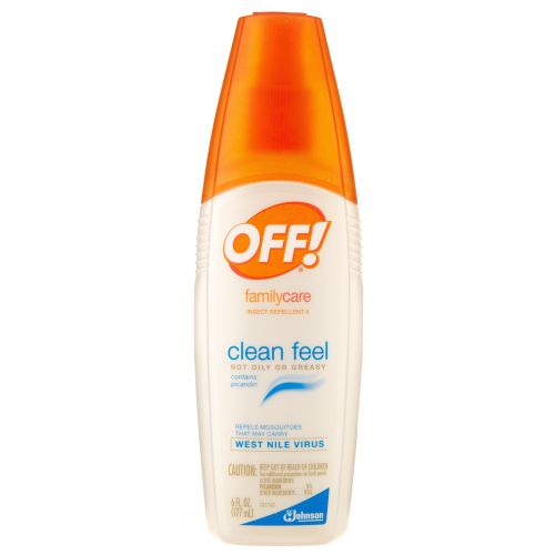 OFF! FamilyCare Clean Feel Insect Repellent - view number 1