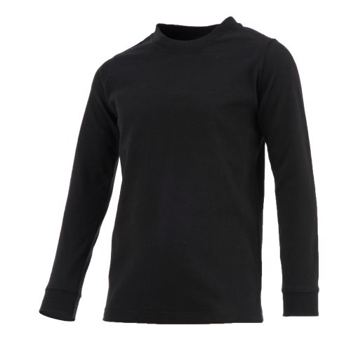 BCG™ Boys' Long Sleeve Jersey Crew Neck Top