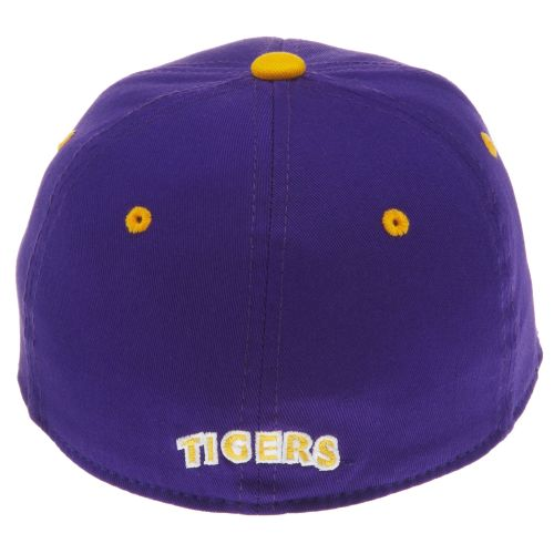 Top of the World Kids' 1-Fit Louisiana State University Cap - view number 2