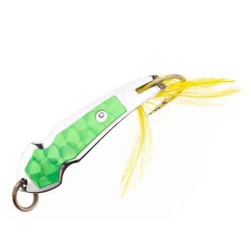 "Luhr-Jensen Pet Spoon 1-3/4"" Fixed-Hook Lure"