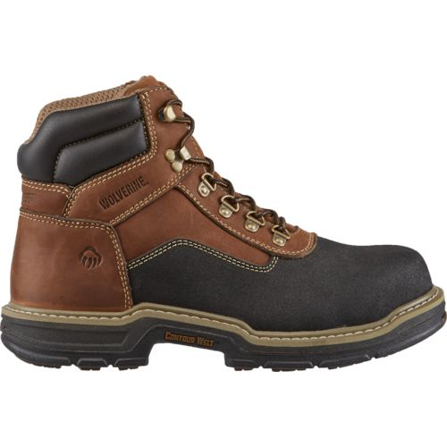"Wolverine Men's Corsair 6"" Comp-Toe EH Work Boots"