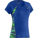 Under Armour® Women's coldblack® Run Short Sleeve T-shirt