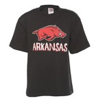 Viatran Kids' University of Arkansas Think Tank Short Sleeve T-shirt