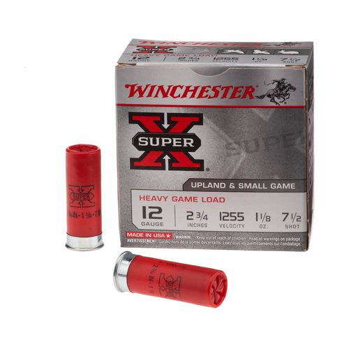 Display product reviews for Winchester Super-X Game and Field Loads 12 Gauge Shotshells