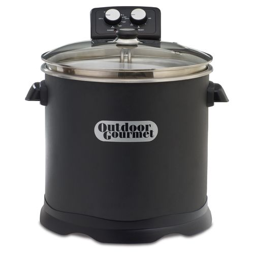 Outdoor Gourmet 15-Liter Electric Deep Fryer
