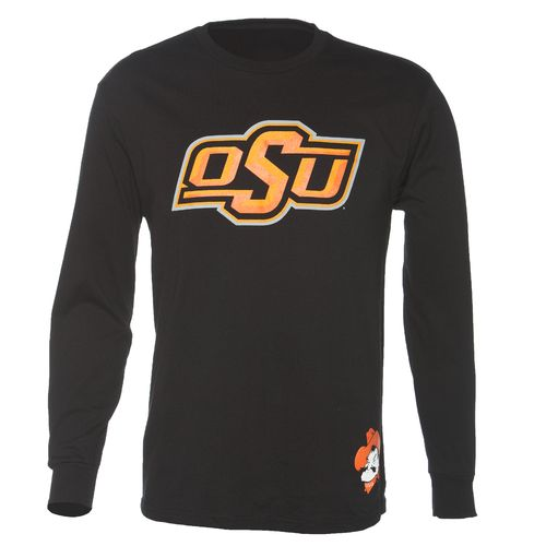 Majestic Adults' Oklahoma State University Section 101 Champion Squad T-shirt