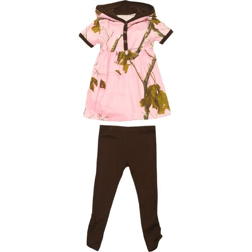 Game Winner® Toddlers' Hooded Tunic and Legging Set