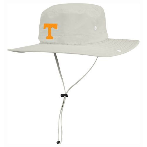 adidas Men's University of Tennessee Sideline Camp Safari Hat