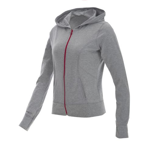 Image for BCG™ Juniors' Contrast Zip Hoodie from Academy
