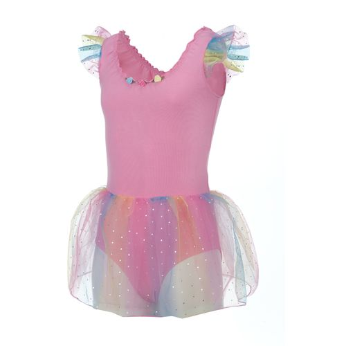 Capezio® Girls' Future Star Rainbow Dance Gown