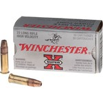 Winchester Super-X .22 Long Rifle 40-Grain Rimfire Ammunition
