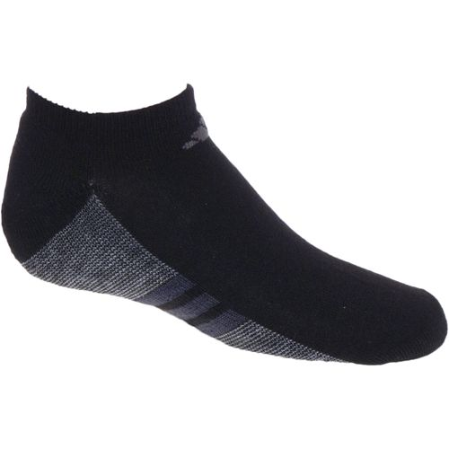 adidas™ Kids' CLIMALITE® No-Show Socks 6-Pair