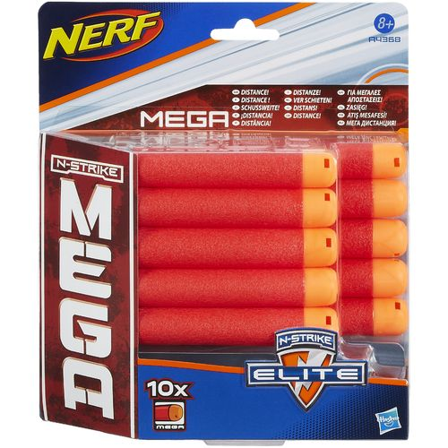 NERF N-Strike Elite Mega Darts 10-Pack