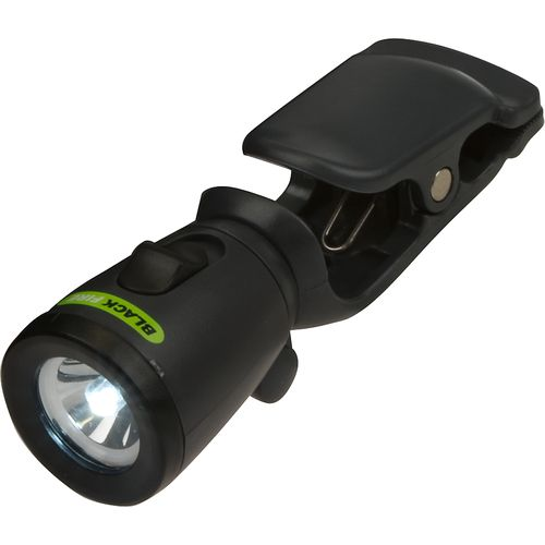 Blackfire LED Mini Clamplight Flashlight