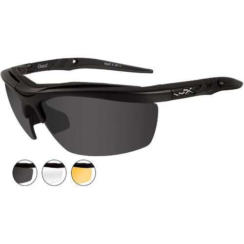 Wiley X Men's Changeable Guard Sunglasses