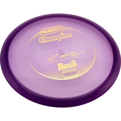 Image for Innova Disc Golf Champion Roc3 Disc from Academy
