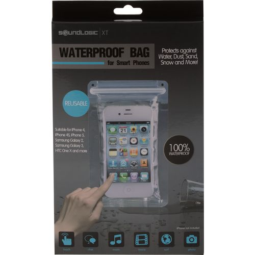 Image for SoundLogic XT Waterproof Smartphone Bag from Academy