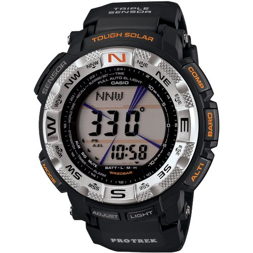 Casio Men's Pro-Trek PRG260-1 Solar Digital Watch