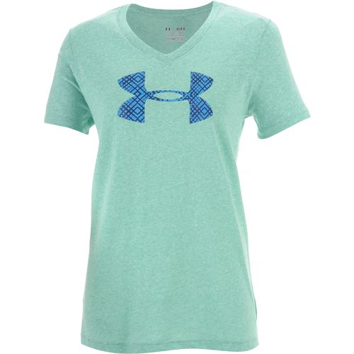 Image for Under Armour® Women's Big Logo V-neck T-shirt from Academy
