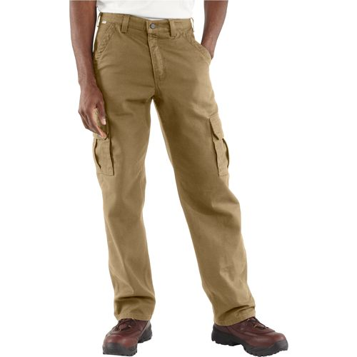 Carhartt Men's Flame Resistant Canvas Cargo Pant