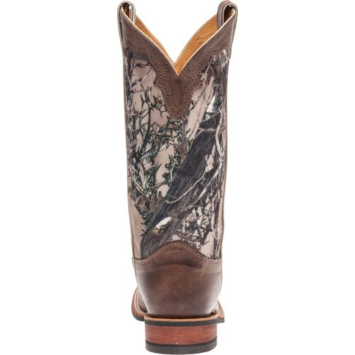 Justin Men's Bent Rail America Cowhide Western Boots - view number 4
