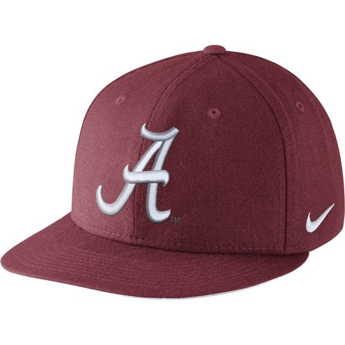 Nike™ Men's University of Alabama Players True Snapback Cap