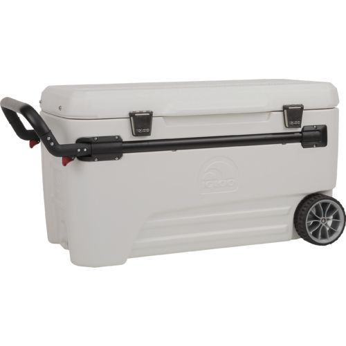 Igloo Glide™ 110-qt.  Marine Wheeled Cooler - view number 2