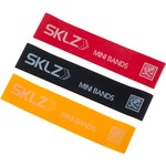 SKLZ Mini Bands 3-Pack