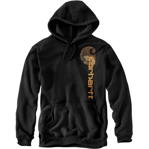 Carhartt Men s Rain Defender  Avondale Camo Graphic Sweatshirt