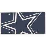 Stockdale Dallas Cowboys Inlaid Acrylic License Plate