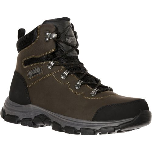 Magnum Boots Men's Austin Mid Steel-Toe Waterproof Safety Boots