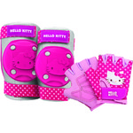 Hello Kitty Girls' Pedal-and-Go Protective Gear