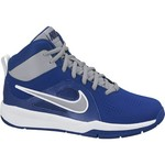 Nike Boys' Team Hustle High-Top Basketball Shoes