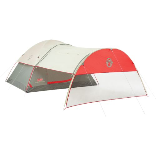 Coleman Cold Springs 4 Person Dome Tent with Porch  sc 1 st  Academy Sports + Outdoors : coleman villa del mar tent - memphite.com