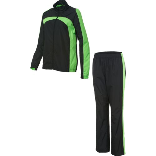 BCG  Women s Colorblock Windsuit Set