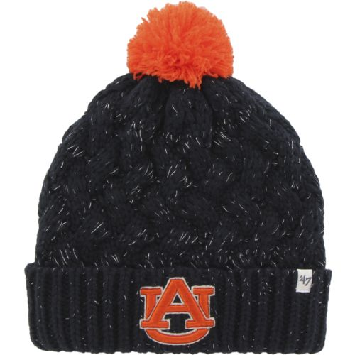 '47 Women's Auburn University Gameday Fiona Cuff Knit Cap