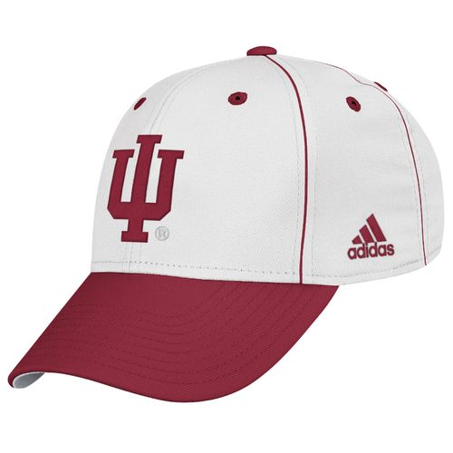 adidas™ Men's Indiana University Structured Flex Cap