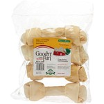 Healthy Hide Good N Fun Medium Natural Bones 4-Pack