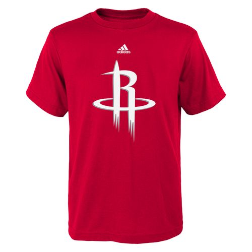 adidas™ Boys' Houston Rockets Primary Logo T-shirt