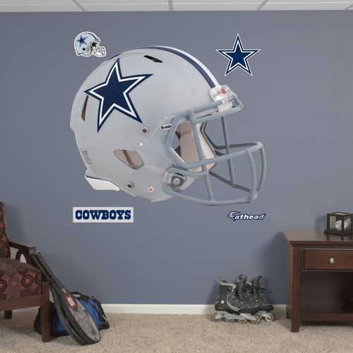 Fathead Dallas Cowboys Helmet and Team Decals 5-Pack