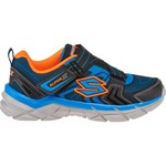 SKECHERS Boys' Rive Start-Up Athletic Lifestyle Shoes